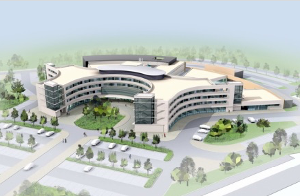 Acquisition d 39 une polyclinique pour la scpi primovie for Jardin du val de saone