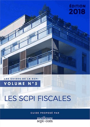 Couverture guide scpi fiscales