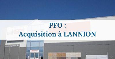 Pfo nouvelle acquisition - Mr bricolage lannion ...